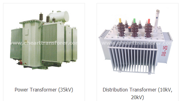 oil-immersed transformer