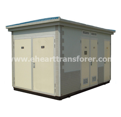 European-type Transformer Substation