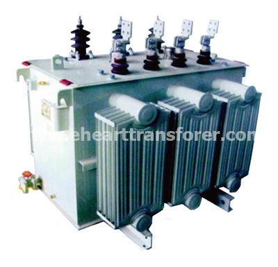 S(B) H15 Amorphous Alloy Transformer (10kV, 20kV)